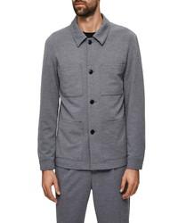 Selected Homme Jim Flex Hybrid Jersey Blazer Jacket
