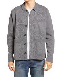 Treasure & Bond Sweater Chore Coat
