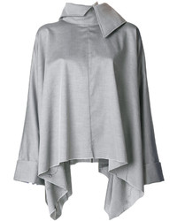 MARQUES ALMEIDA Marquesalmeida Large Collar Flared Shirt