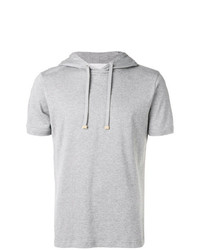 Eleventy Hooded T Shirt