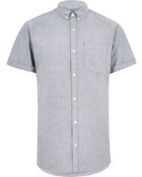 Grey short sleeve shirt original 368424