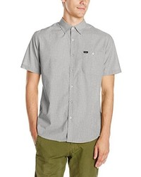 Brixton Central Short Sleeve Woven Shirt