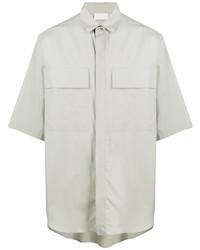 Ermenegildo Zegna Fearofgodzegna Oversized Multi Pocket Shirt