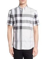 Burberry Fred Check Sport Shirt