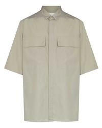 Ermenegildo Zegna X Fearofgodzegna Button Up Shirt
