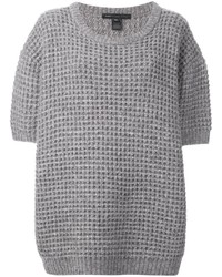 Marc by Marc Jacobs Chunky Short Sleeve Sweater