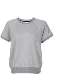 Rag and Bone Rag Bone Short Sleeve Rocky Sweatshirt