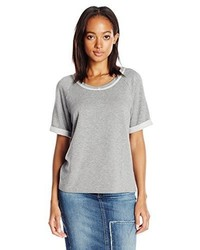 Stateside Viscose Fleece Shortsleeve Raglan