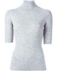 Theory Short Sleeve Sweater