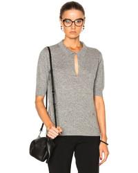 Toteme Rhones Short Sleeve Sweater