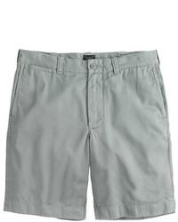 J.Crew 7 Short In Gart Dyed Cotton