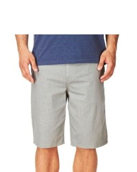 DC Worker Chino Shorts Grey Heather