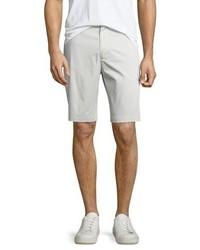 Vince Flat Front Sateen Shorts