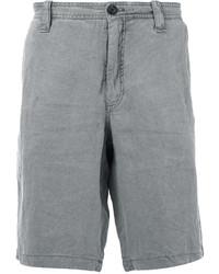 Armani Jeans Grey Deck Shorts