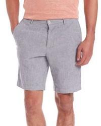 Hugo Boss Linen Blend Shorts
