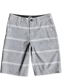 Quiksilver Little Boys Amphibian Striped Shorts