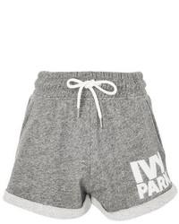 Ivy Park Logo High Waist Shorts