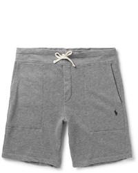 Polo Ralph Lauren Loopback Cotton Blend Jersey Shorts