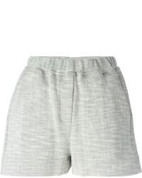 Maison Martin Margiela Mm6 Maison Margiela Elasticated Waistband Shorts