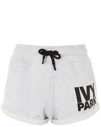 Ivy Park Marl Logo Shorts