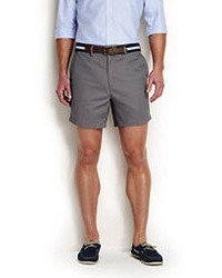 Classic No Iron 6 Plain Front Comfort Waist Chino Shorts Light Stone54