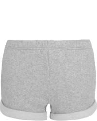Rag and Bone Rag Bone Cotton Blend Jersey Shorts
