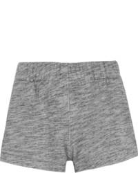 Rag and Bone Rag Bone Pajama Cotton Terry Shorts