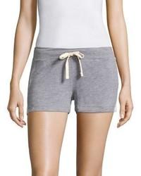 Monrow Sporty Mesh Shorts