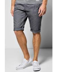 Boohoo Utility Chino Shorts