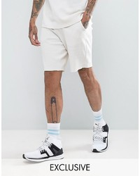 Puma Waffle Shorts In Gray To Asos
