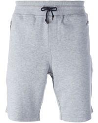 Brunello Cucinelli Zipped Pocket Track Shorts