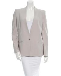 Silk blazer medium 191442