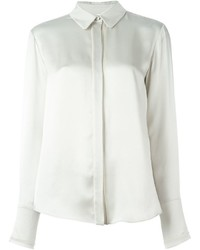 Chloé Concealed Placket Shirt