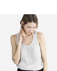 Everlane The Silk Tank