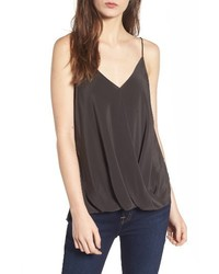 Bailey 44 Falafel Bubble Hem Silk Camisole