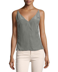 Lucy matte silk camisole top medium 3745997