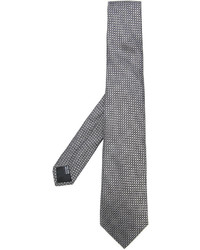 Cerruti 1881 Crosshatch Pattern Tie