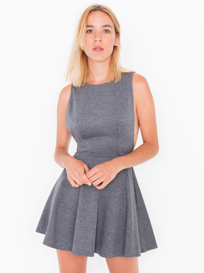 Ponte Sleeveless Dress