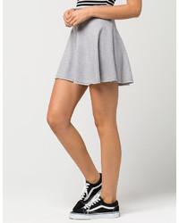 Full Tilt French Terry Skater Skirt