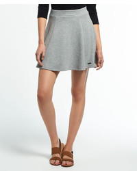 Superdry christa jacquard skater skirt medium 1251030