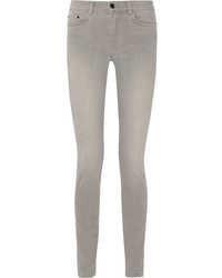 Women's Grey Skinny Jeans from LUISAVIAROMA | Women's Fashion