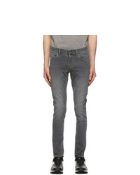 Tiger of Sweden Jeans Black Slim Jeans