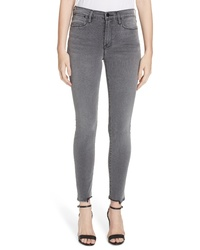 Frame Le High Ankle Skinny Jeans