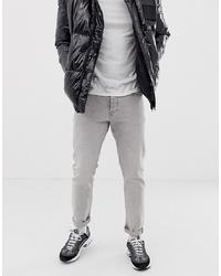 Calvin Klein Jeans Light Wash Grey Skinny Jeans