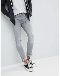 Esprit Skinny Jeans In Grey Wash