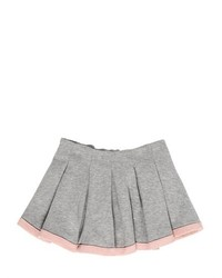 Double Cotton Jersey Round Skirt