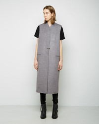 Acne Studios Fox Long Sleeveless Coat
