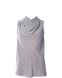 Rick Owens Collar Top