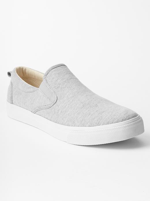 Gap Canvas Slip On Sneakers, $39 | Gap