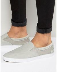 Aldo Gweriria Slip On Sneakers In Gray